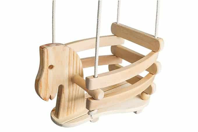 ecotribe-wooden-horse-toddler-swing