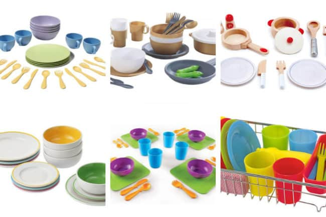 best play dishes in set of 6