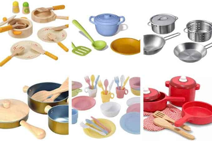 play pots and pans in grid of 6