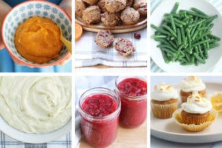 Easy Thanksgiving Recipes to Share with the Kids