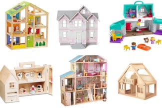 Best Toddler Dollhouses