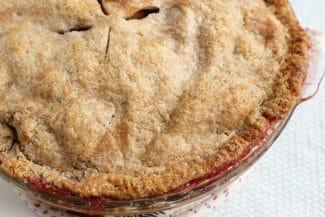 Favorite Cranberry Apple Pie