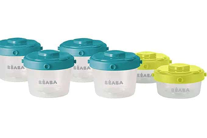 beaba clip containers