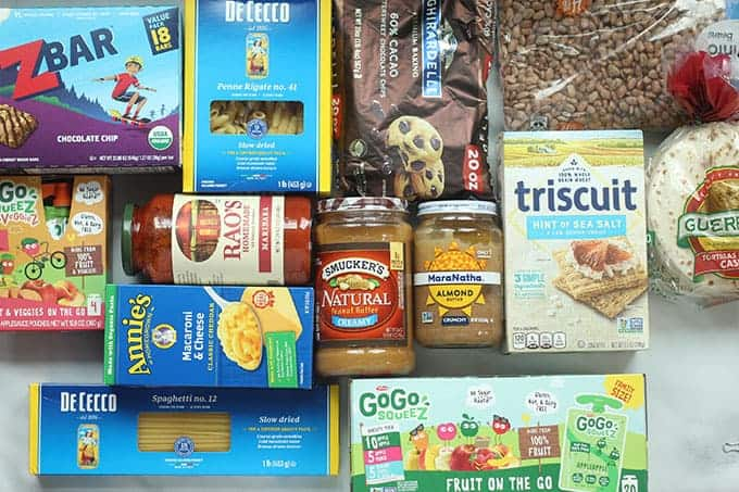 pantry-items-from-walmart
