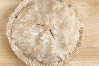 Easy Whole Wheat Pie Crust