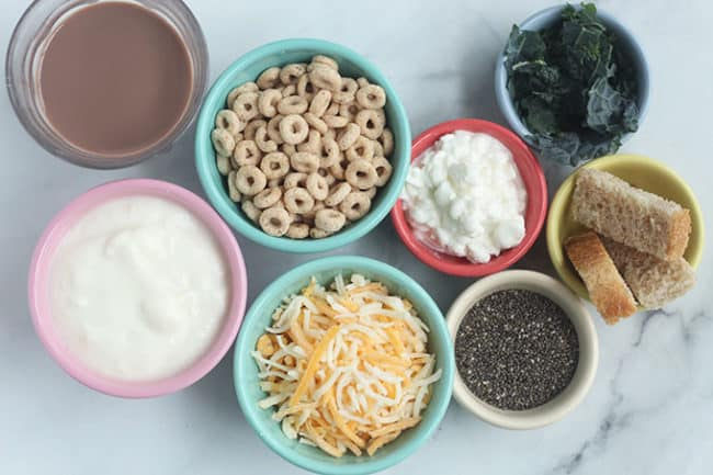 calcium-for-kids-foods-in-bowls