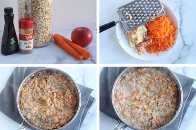 how-to-make-carrot-oatmeal-step-by-step