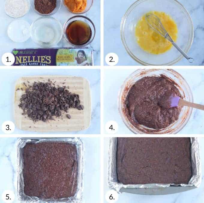how-to-make-sweet-potato-brownies-step-by-step