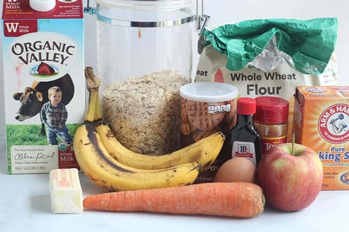 ingredients-for-baby-muffins