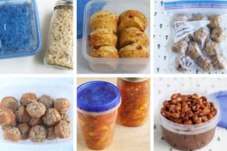 Best Freezer Meals for New Moms & Dads