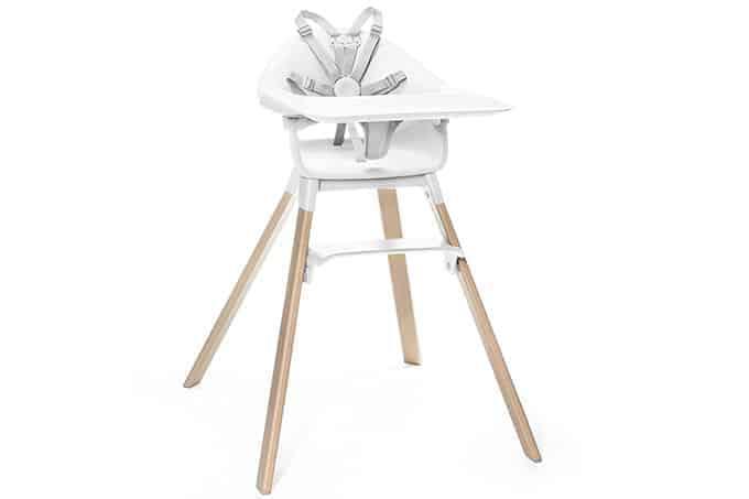 Stokke Clikk adjustable highchair