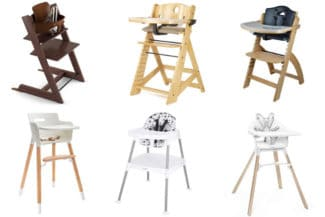 Favorite Baby and Toddler Highchairs