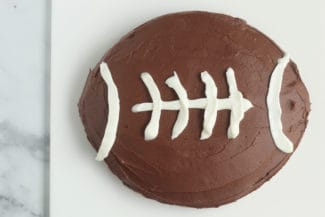 Favorite Football Cake
