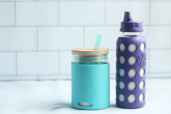milk-in-blue-and-purple-sippy-cups