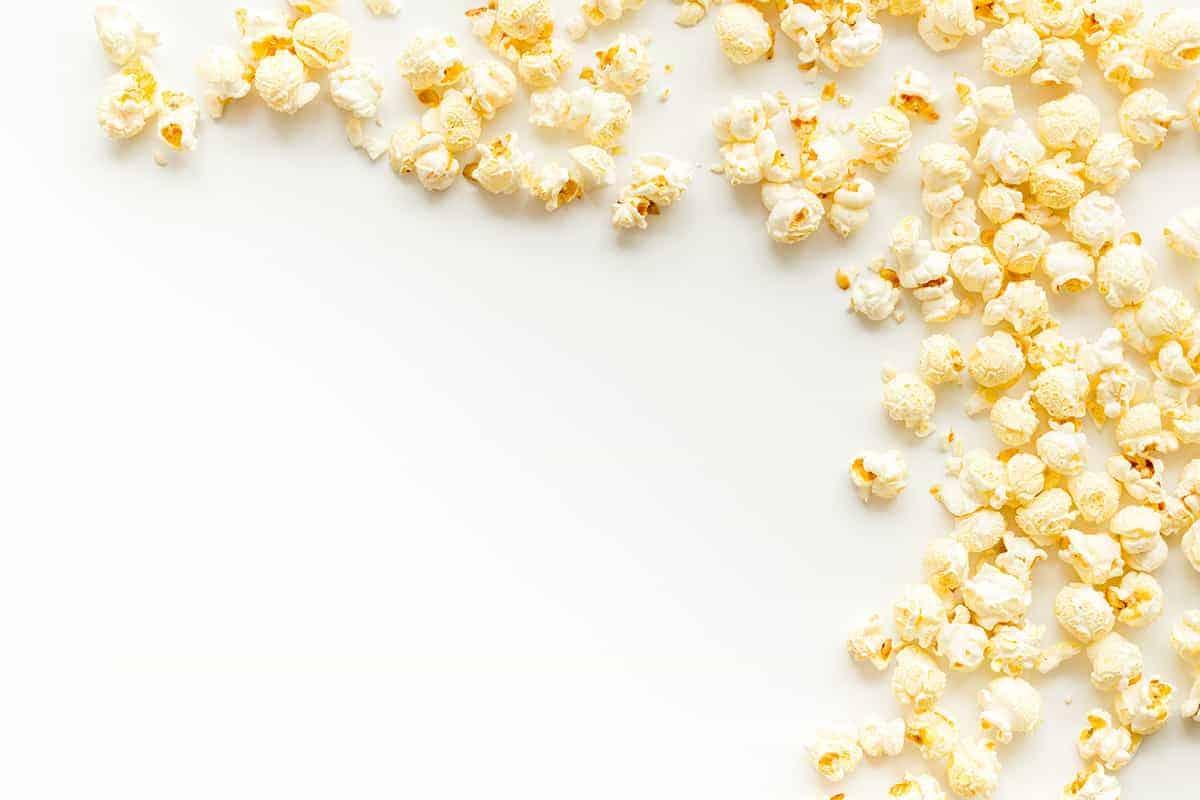popcorn-on-white-countertop