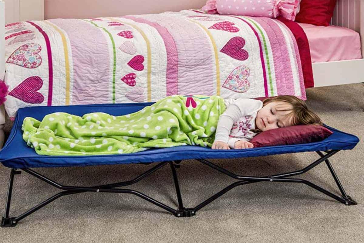 regalo-toddler-nap-cot