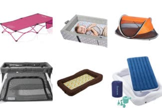 Favorite Toddler Travel Beds