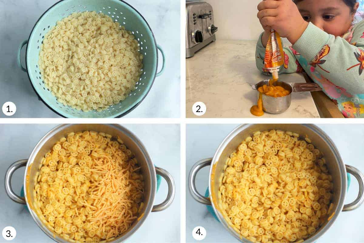 how-to-make-sweet-potato-mac-and-cheese-step-by-step