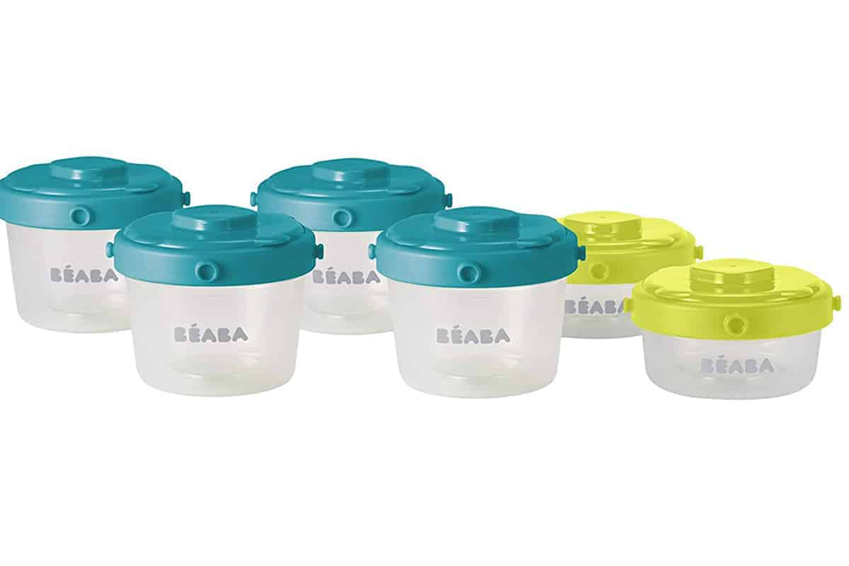 Beaba-Clip-Containers