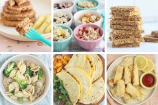 30 Easy Family Meals for April