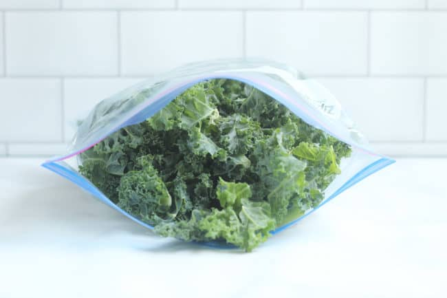 kale-spilling-out-of-freezer-bag