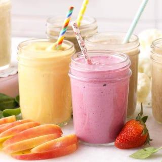 toddler-smoothies-in-mason-jars