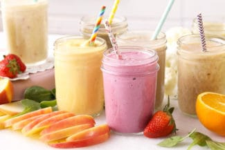 10 Toddler Smoothies (with Veggies!)