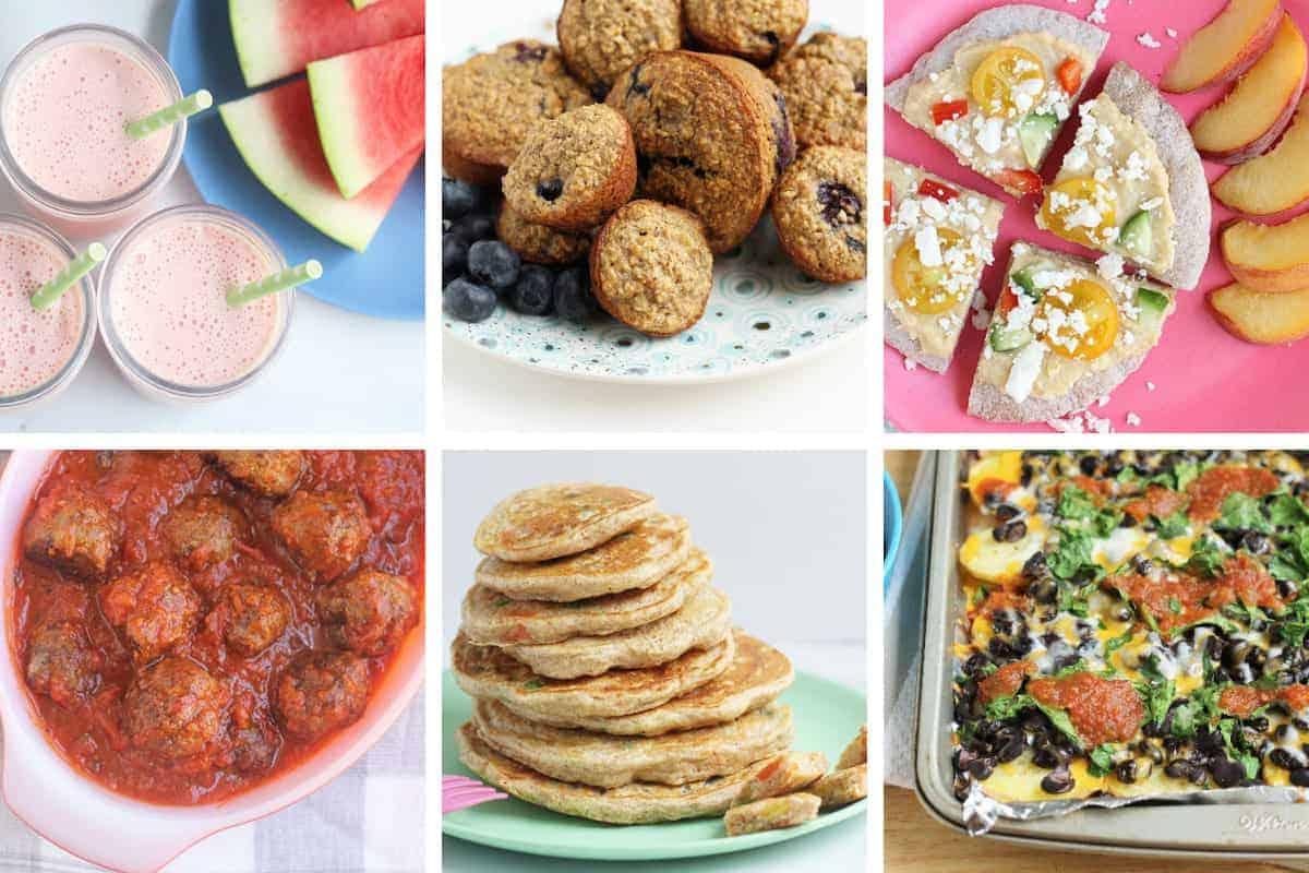 June meal plan week 2 images