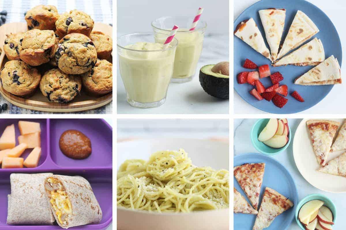 june week 4 meal plan images