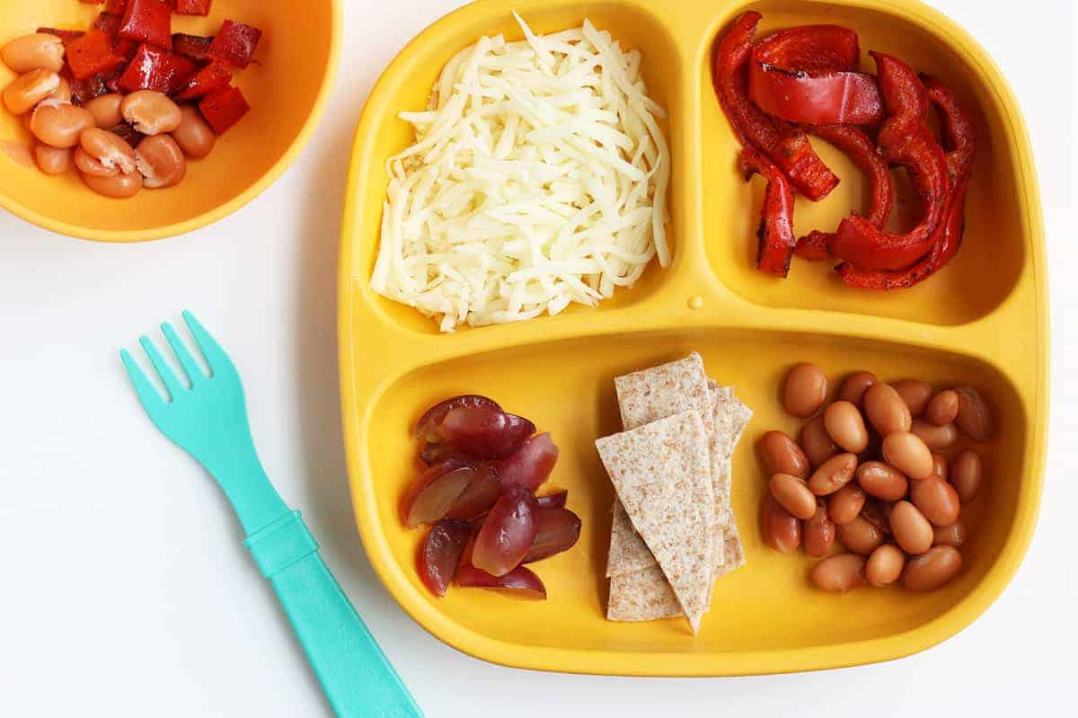 deconstructed-taco-on-kids-plate