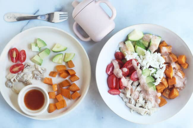 chicken-and-sweet-potato-bowls-for-kid-and-parent-1
