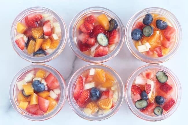 homemade-fruit-cups-in-glass-jars