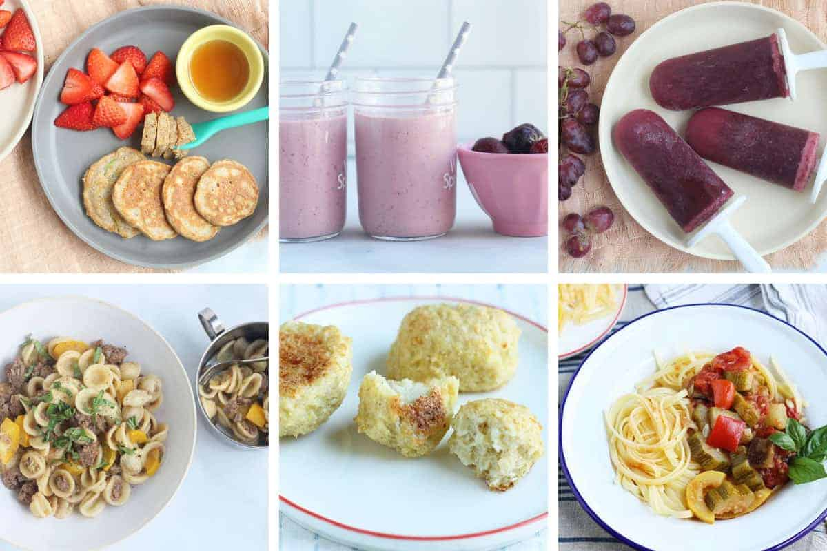 july meal plan featured image in grid