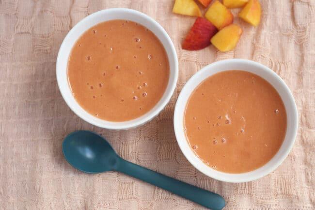 peach-sauce-in-white-bowls