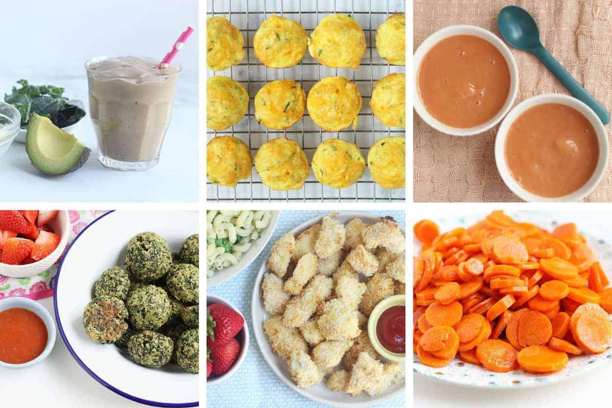 August meal plan week 4