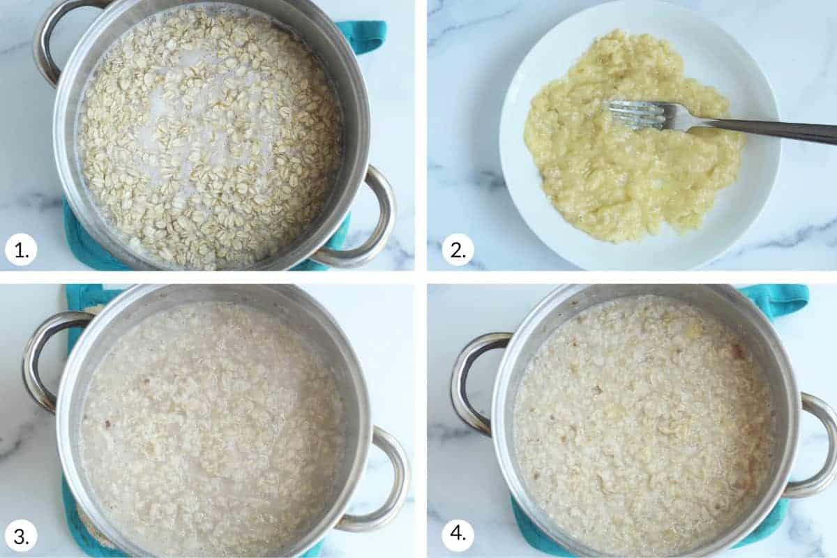 how-to-make-banana-oatmeal-step-by-step