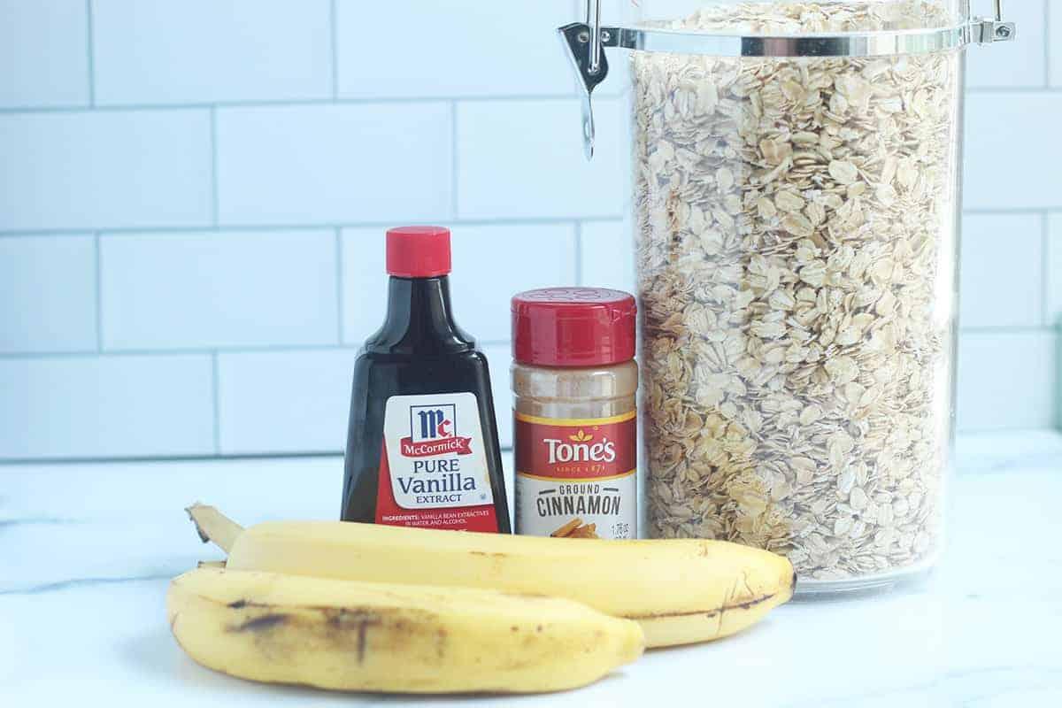 ingredients-in-banana-bread-oatmeal