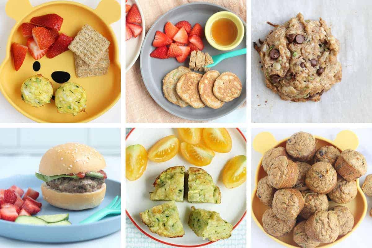 zucchini recipes featured