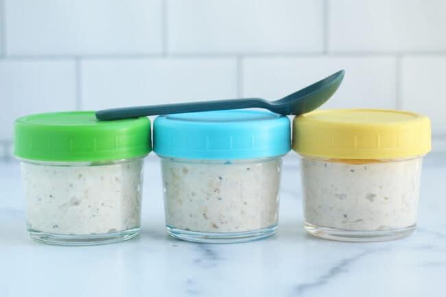 applesauce-overnight-oats-in-jars