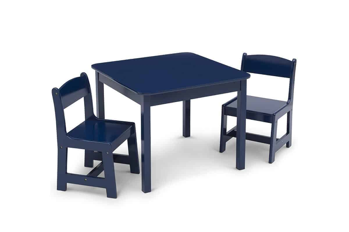delta kids table and chairs