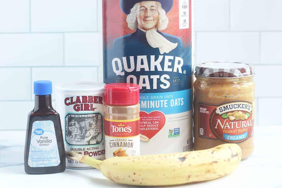ingredients in baby cookies