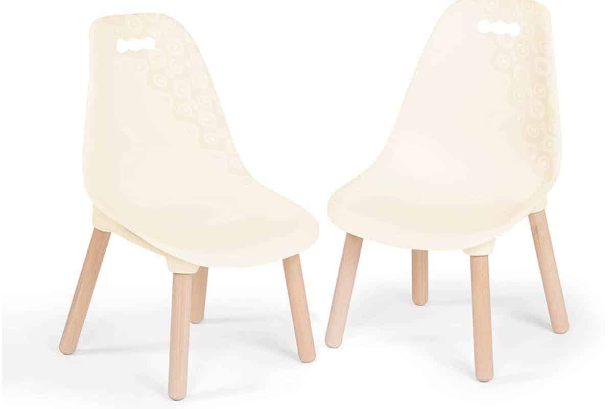 midcentury chair set