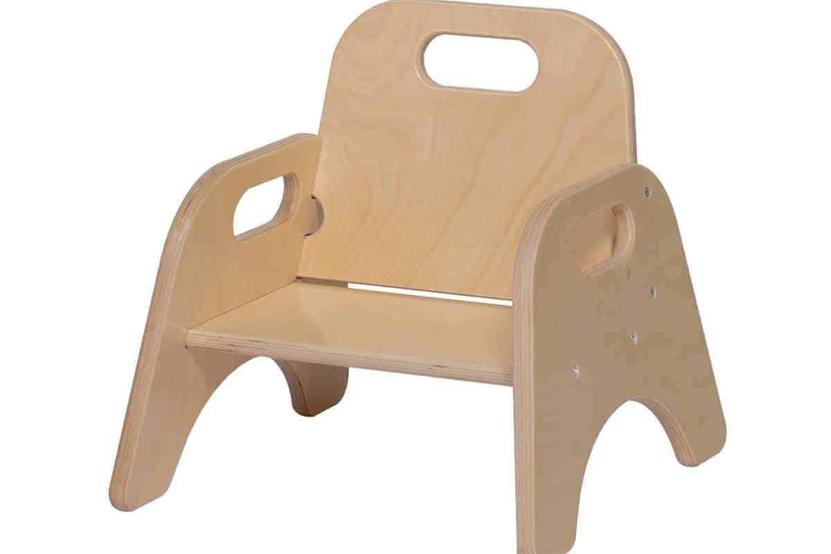 montessori style toddler chair