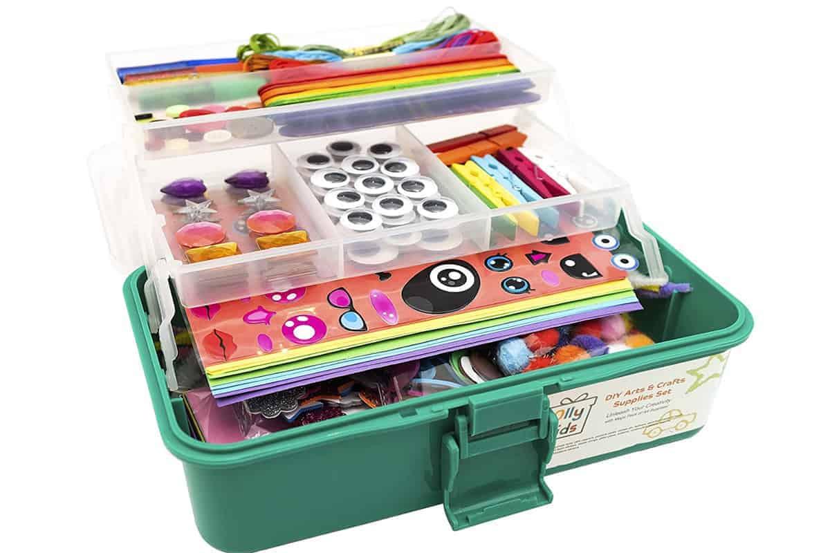 olly kids craft kit