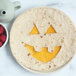 pumpkin-quesadilla-with-raspberries