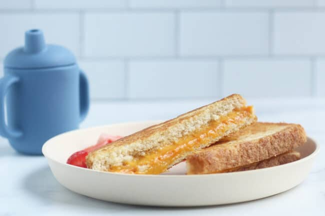 veggie-grilled-cheese-on-plate